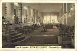 Hotel Wellington, South Lounge
