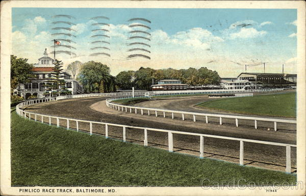 maryland race track