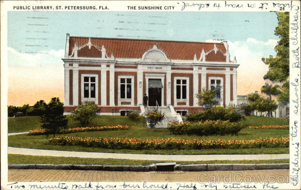 Public Library St. Petersburg Florida