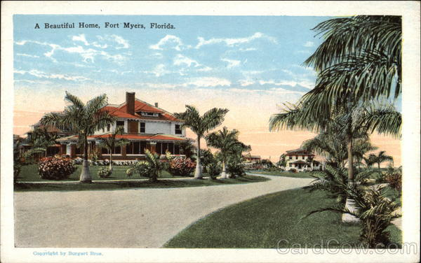 A Beautiful Home Fort Myers Florida