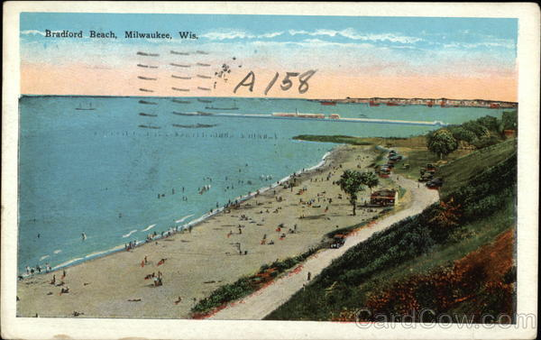 Bradford Beach Milwaukee Wisconsin