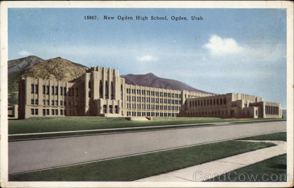 New Ogden High School Utah