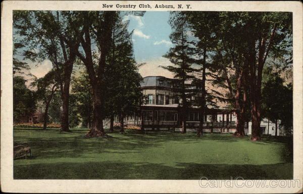New Country Club Auburn New York