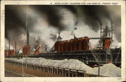 Steel Plant, Colorado Fuel and Iron Co