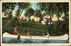 J.H. Eschman Summer Resort, North Shore