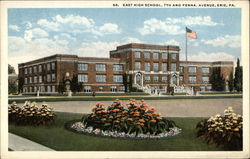 East High School, 7th and Penna. Avenue