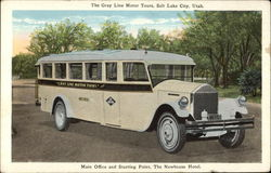 The Gray Line Motor Tours