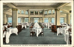 The Mount Washington Hotel - The Dining Room