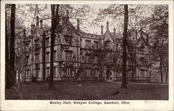 Bexley Hall, Kenyon College