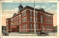 Manual Training and High School, Haddon Ave