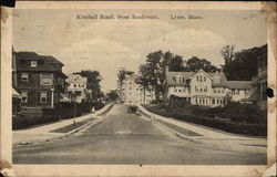 Kimball Road, from Boulevard