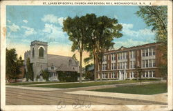 St. Luke's Episcopal Church and School No.1