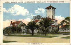 Sibley Estate, One of the Beautiful Villas along Fourth Street South