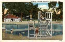 American Legion Bathing Pool