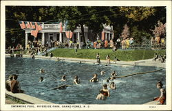 Riverside Park - Swimming Pool