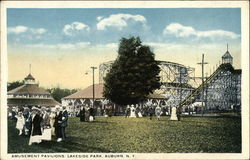 Amusement Pavilions, Lakeside Park