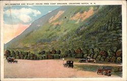 Mt. Webster and Willey House Free Camp Grounds