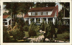 Inniscarra - Summer Home of Chauncey Olcott