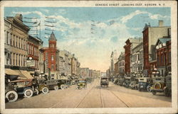 Genesee Street, Looking East