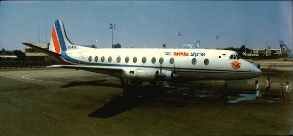 Arkia Israel Inland Airlines Aircraft