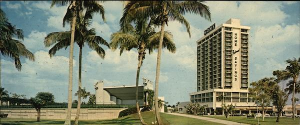 Home Federal Tower Hollywood Florida
