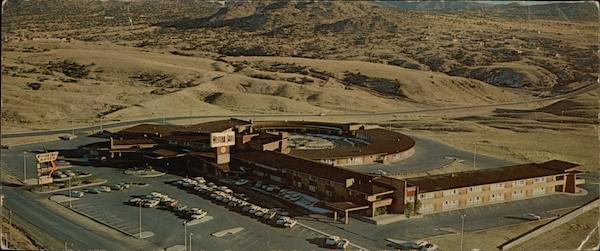 Schine Western Skies Motor Hotel Albuquerque Nm