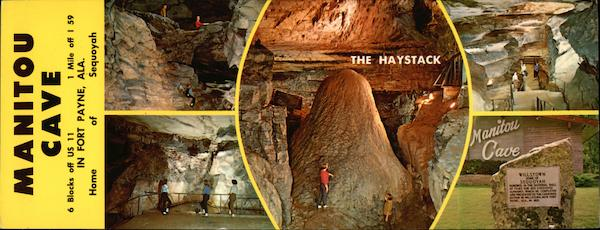 Manitou Cave Fort Payne, AL