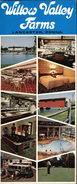 Willow Valley Farms Motor Inn Lancaster Pennsylvania