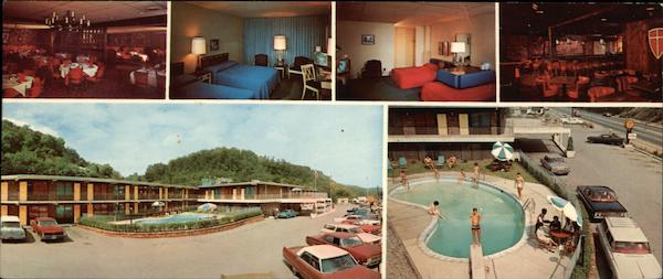 Quality Courts Motel - The Viking Pittsburgh Pennsylvania