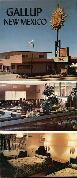 Quality Inn with Restaurant & Lounge Gallup New Mexico