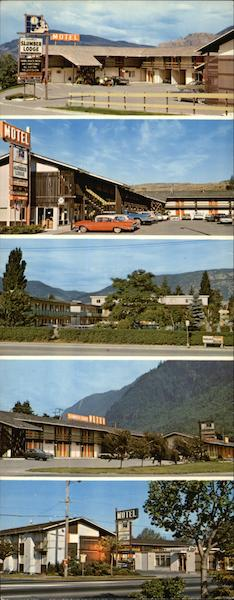 Slumber Lodge Motels Canada British Columbia
