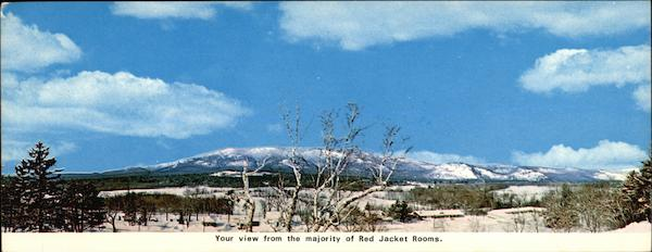 Red Jacket Mountain View Motor Inn Conway New Hampshire