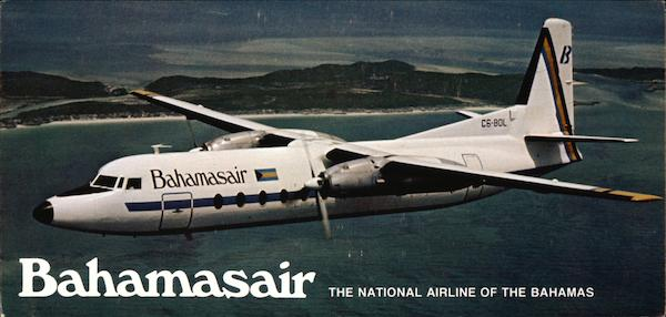 Bahamasair - Fairchild F227 Aircraft