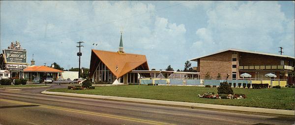 Howard Johnson 39 S Motor Lodge And Restaurant East