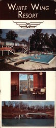 White Wing Resort Large Format Postcard