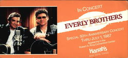 In Concert, Everly Brothers, Special 50th Anniversary Concert
