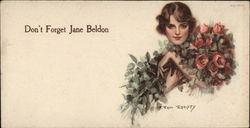 Don't Forget Jane Beldon