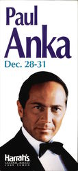 Paul Anka, Harrah's Casino Hotel