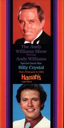 The Andy Williams Show - Harrah's Lake Tahoe