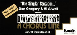 A Chorus Line - Harrahs