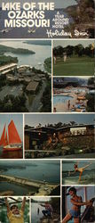 Holiday Inn - Lake of the Ozarks Large Format Postcard