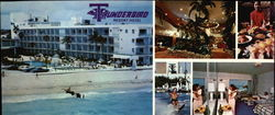 Thunderbird Resort Hotel Large Format Postcard