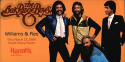 The Oak Ridge Boys, Williams & Ree Large Format Postcard