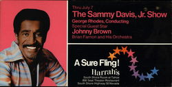 The Sammy Davis Jr. Show at Harrah's