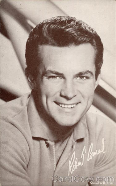 Robert Conrad Actors