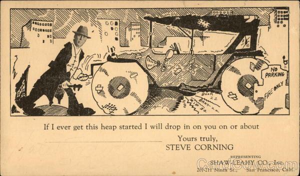 Steve Corning trying hard to start the Bulldozer Lawyers & Legal