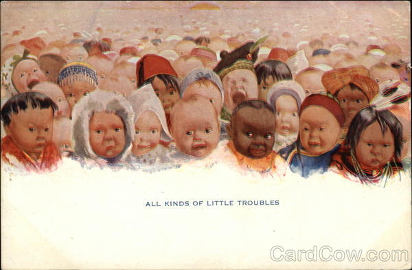 All Kinds of Little Troubles Babies