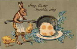 Sing, Easter Heralds, Sing with Bunny & Chicks