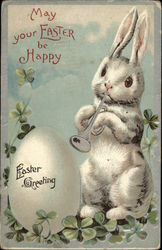 Easter Greeting - May your Easter be Happy