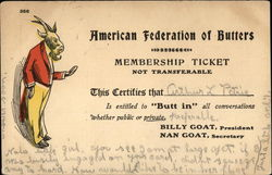 American Federation of Butters